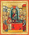 Icon 03024 Uspenie Bogorodicy. Konec XVI v.jpg