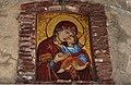 Icon inside main entrance of old town of Budva (29229194564).jpg