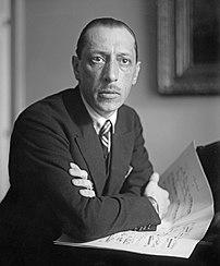 {{w|Igor Stravinsky}}, Russian composer.