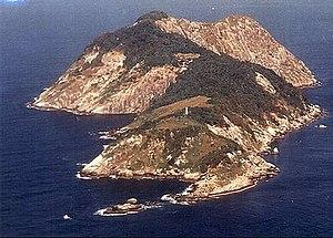 Area of relevant ecological interest (Brazil) - Ilha da Queimada Grande