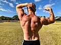Image of Australian Bodybuilder Blair Cottrell.jpg
