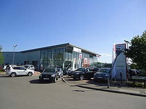 Inchcape plc - An Inchcape dealership in Guildford