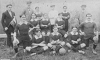 Club Atlético Independiente - Independiente team of 1909.