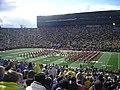 Indiana vs. Michigan football 2013 01 (Indiana band).jpg