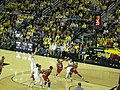 Indiana vs. Michigan men's basketball 2014 11 (in-game action).jpg