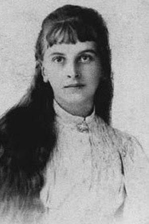 Inessa Armand - Inessa Armand, 1895