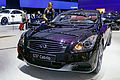 Infiniti G37 Cabrio - Mondial de l'Automobile de Paris 2012 - 002.jpg