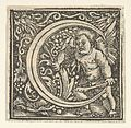 Initial letter C with putto MET DP855216.jpg