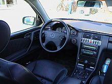 Mercedes Benz E Class W210 Wikipedia