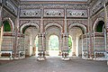 Inner view of Baraari(bara dari) Sheranwala Garden,Gujranwala,Punjab ,Pakistan.jpg