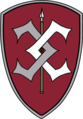 Insignia of the Combat Support Battalion (Latvia).png
