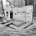 Interieur noord-west zijde voormalige sacristie, tijdens restauratie - Noordwijk-Binnen - 20169572 - RCE.jpg