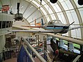 Interior (display of aircrafts) Tokorozawa Aviation Museum.jpg