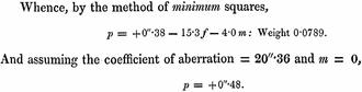 Decimal separator - Decimal separator in a British print from 1839