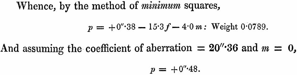 Interpunct as decimal point in Henderson 1839