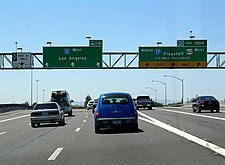 Interstate 10 wikipedia the end of i 17 at i 10 in phoenix sciox Choice Image