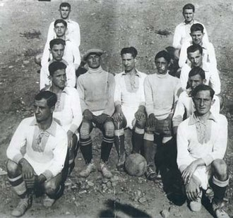 Iraklis 1908 Thessaloniki F.C. - Iraklis' football team for the 1930–31 season
