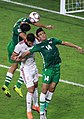 Iran Iraq Football teams.jpg