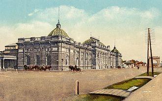 Irkutsk - Irkutsk Assembly of the Nobility in the early 1900s