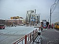Irkutsk. February 2013. Cinema Barguzin, regional court, bus stop Volga, Diagnostic Center. - panoramio (57).jpg