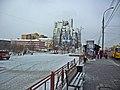 Irkutsk. February 2013. Cinema Barguzin, regional court, bus stop Volga, Diagnostic Center. - panoramio (57).jpg
