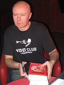 Irvine Welsh, nel marzo 2006