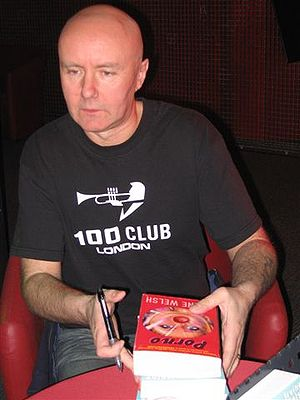 Irvine Welsh - Irvine Welsh in Warsaw, Poland, 13 March 2006