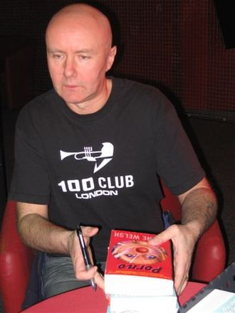 Irvine Welsh - Irvine Welsh in Warsaw, 13 March 2006