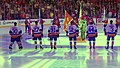 Islanders During National Anthem (16569495477).jpg