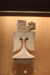 "Decorative element: stylised lotus flower, or ""Isis' knot"""