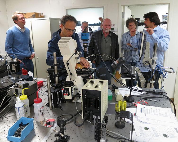 File:J. Craig Venter - Eve Bio - Next gen DNA sequencing - 21 Nov. 2013.jpg
