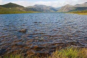 Jack London Lake - Image: Jack London lake by bartosh 1