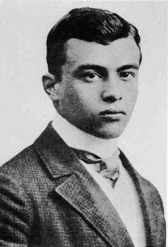 Jakob van Hoddis - Jakob van Hoddis (1910)