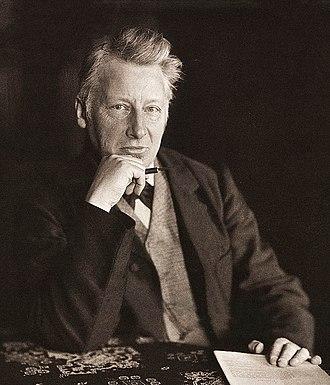 Jacobus Henricus van 't Hoff - van 't Hoff by Nicola Perscheid in 1904