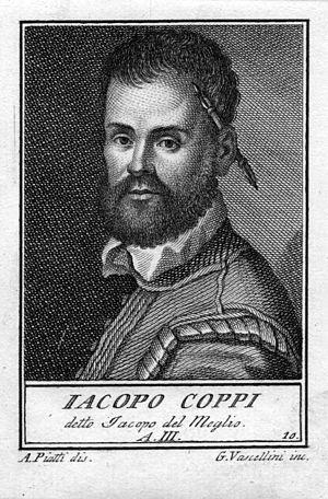Jacopo Coppi - Image: Jacopo Coppi detto del Meglio