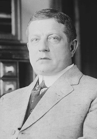 Honor Rolls of Baseball - National League President John Heydler