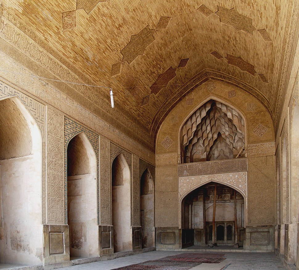 Jameh mosque Isfahan