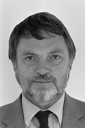 Jan Nagel - Jan Nagel in 1983