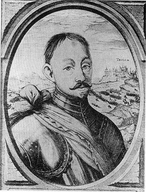 Jan Piotr Sapieha - Image: Jan Piotr Sapieha