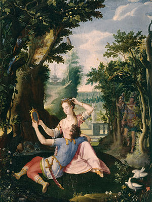 Jan Soens - Rinaldo and Armida, from the play Jerusalem Delivered