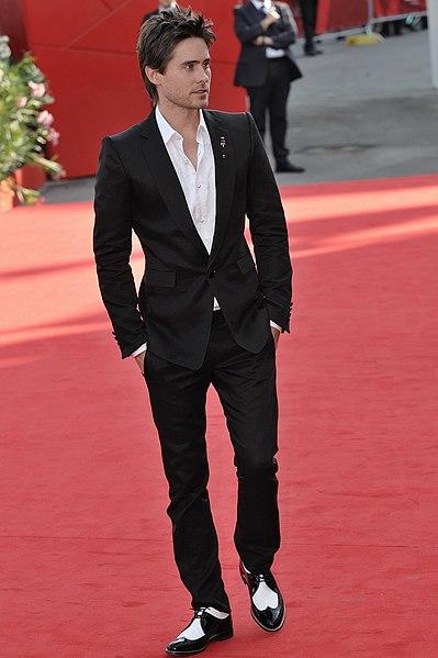 Ficheiro:Jared Leto - 66ème Festival de Venise.jpg