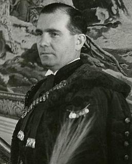 Andor Jaross Czechoslovak member of Czechoslovak national parliament and hungary nation politician