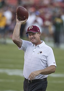 Jay Gruden American football player and coach