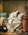 Jean-Baptiste Greuze - The Inconsolable Widow.JPG