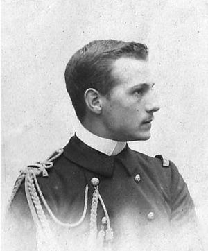 Jean Cras - Jean Cras, ca. 1899