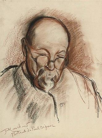 Jean Marchand (painter) - Image: Jean Marchand, 'Paul Signac'