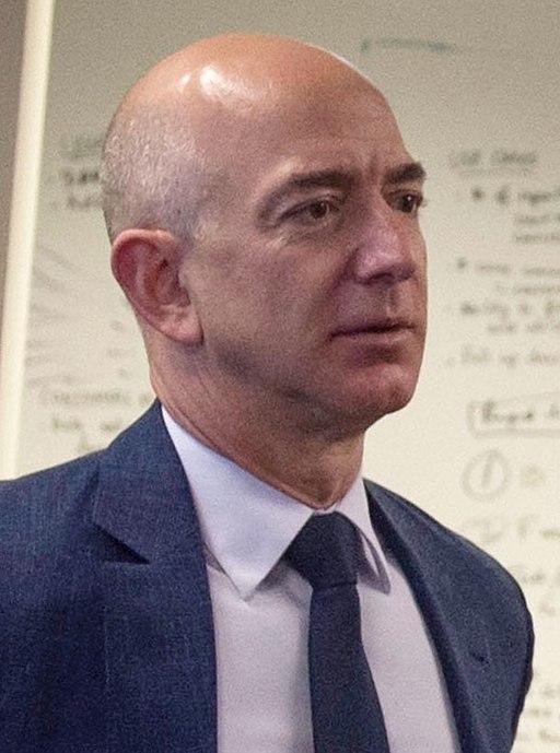 Jeff Bezos 2016