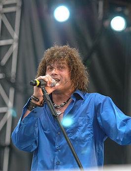Jeff Scott Soto in 2007.