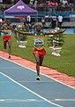 Jemal Yimer Mekkonen of Ethiopia at the 2018 African Championships.jpg