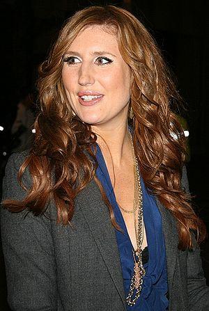 Jessi Cruickshank - Cruickshank at the 2008 Toronto International Film Festival